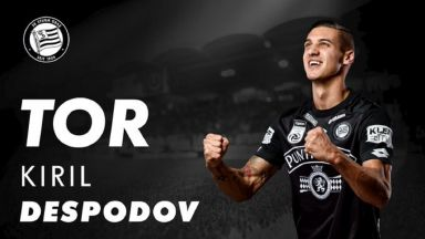 Десподов няма спирка - вкара още два гола в Австрия