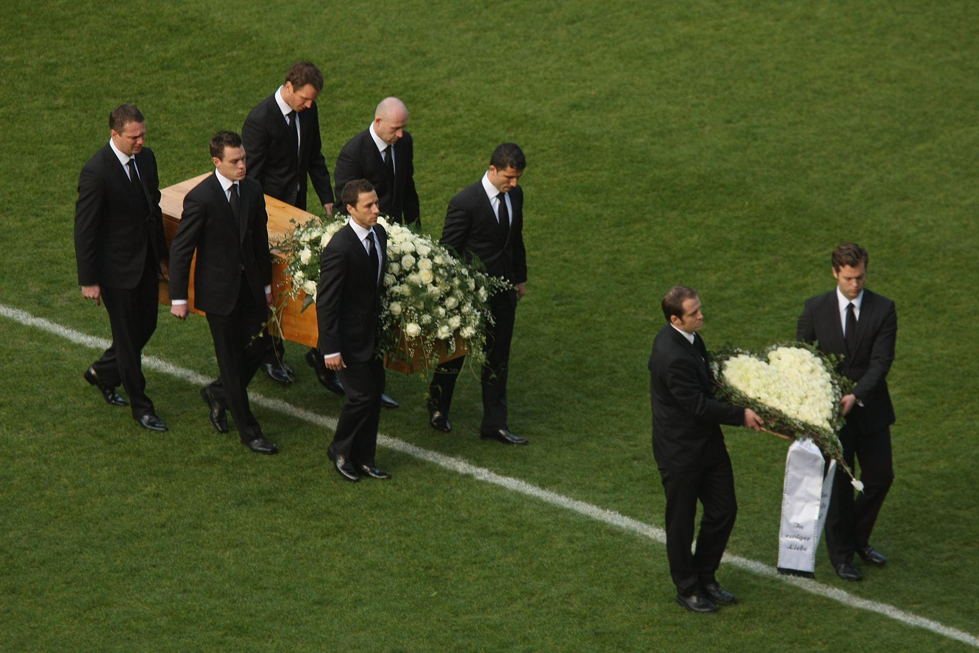 Стадионът в Хановер, 12 ноември 2009 г.