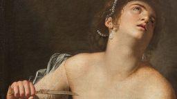 Новооткрита картина на Артемизия Джентилески отива на търг