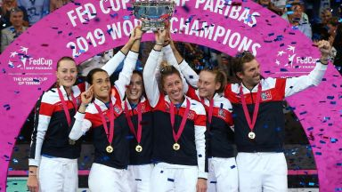 След 16 години пауза Франция отново е кралицата на женския тенис