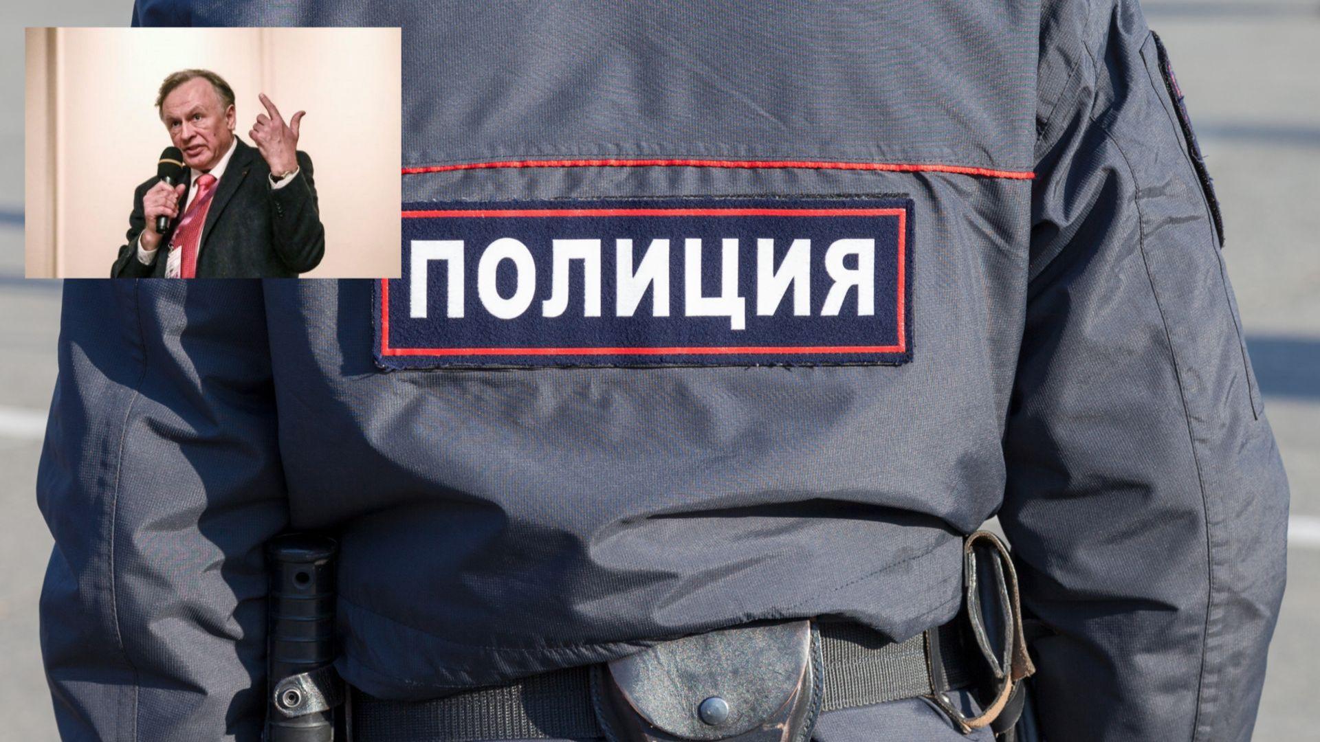 Арестуваха известен руски историк за убийство, опитал да хвърли женски ръце в река