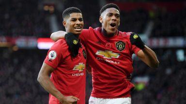 Марсиал трябва да поведе Юнайтед към успех срещу Бърнли