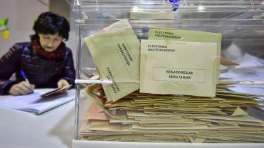 Изборите в Испания приключиха без категоричен победител