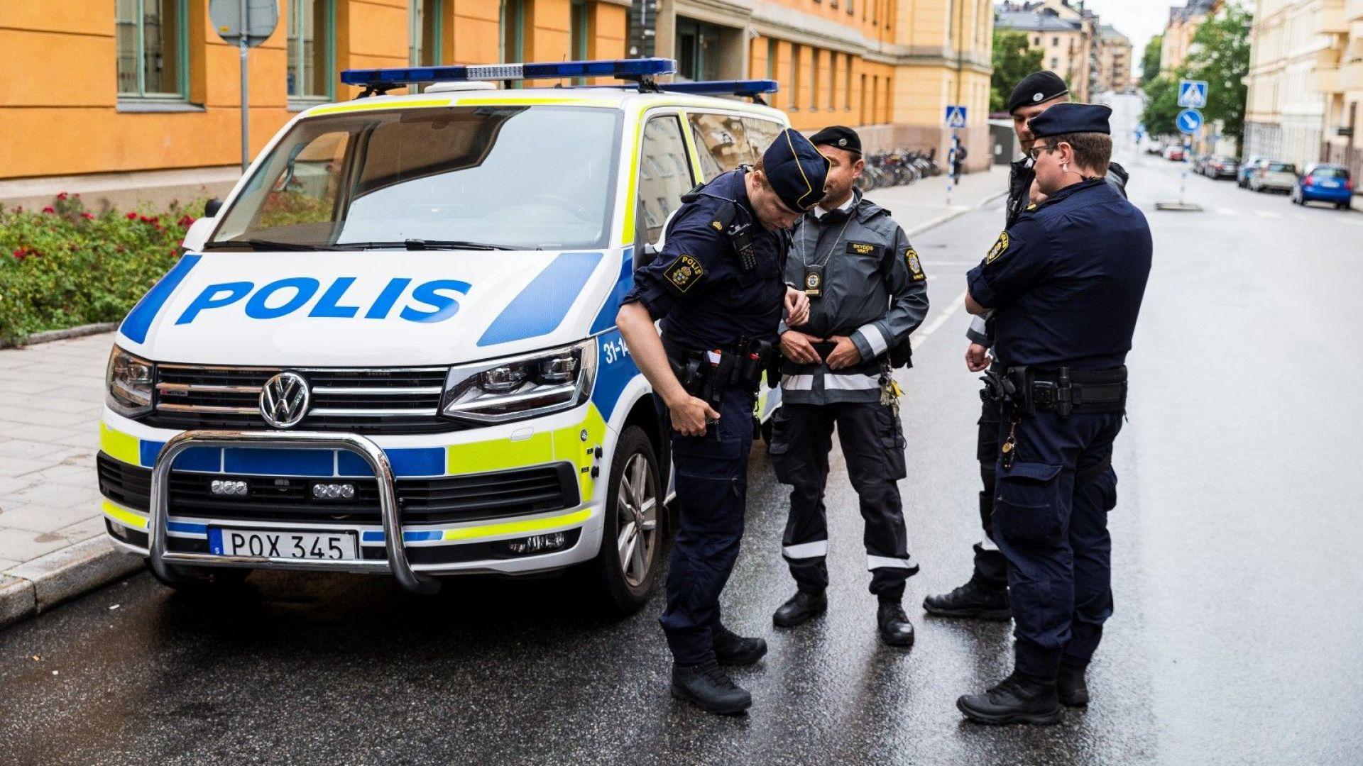 Швеция е обхваната от вълна от експлозии