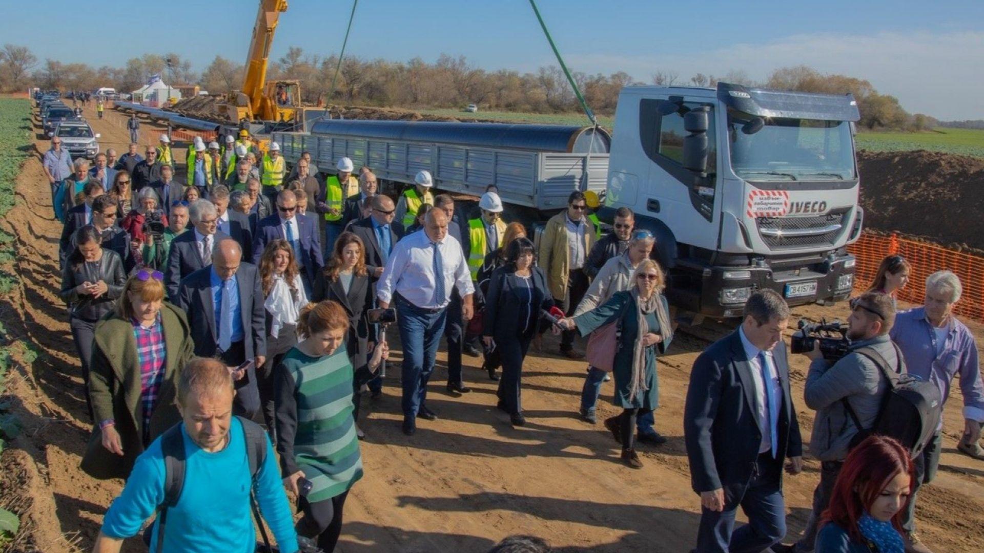 Теменужка Петкова: Диверсификацията на природен газ за Югоизточна Европа скоро ще е факт