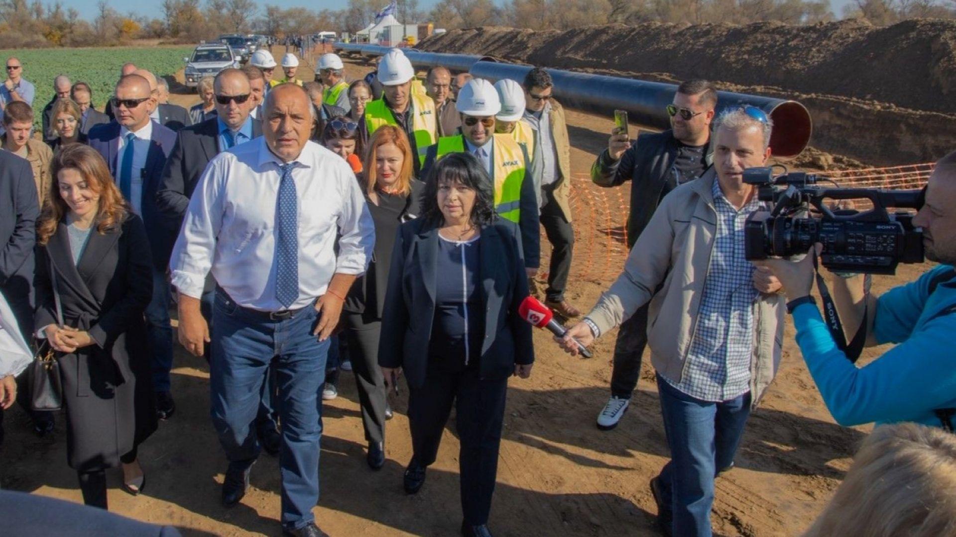 Интерконекторът България - Гърция променя газовата карта в региона