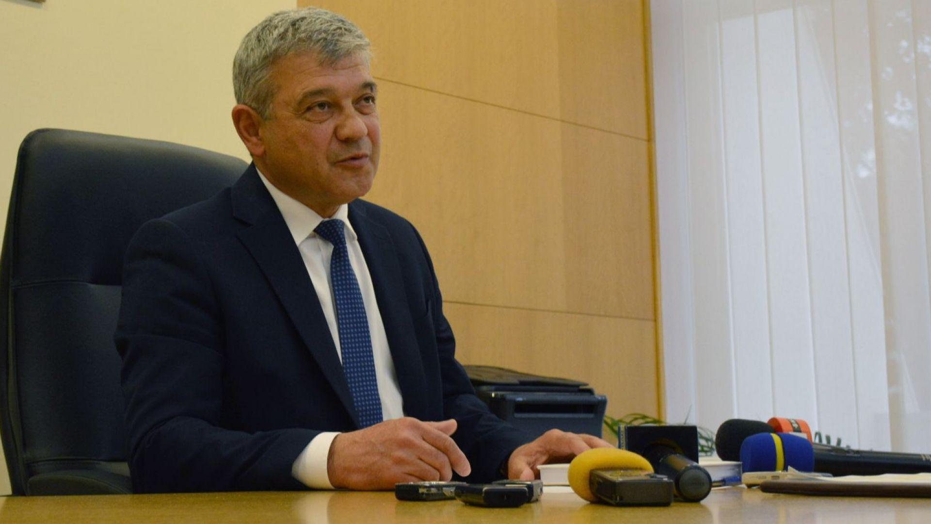Съдът реши да се прекратят правомощията на кмета на Благоевград