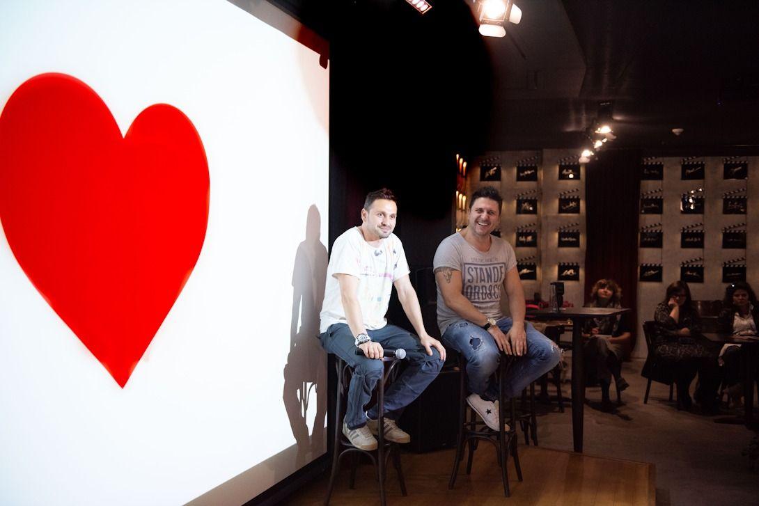 Александър Сано и Асен Блатчеки