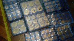 Ценни монети за близо 1 млн. лв. открити у лихварите от Павликени (снимки)