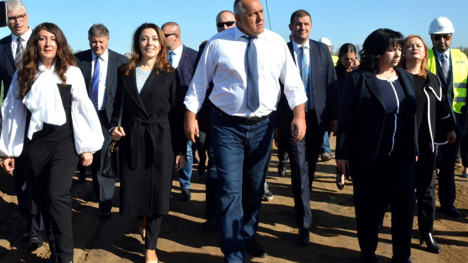 Борисов: И аз искам касиране на мандата на Радев, но мандатът му свършва