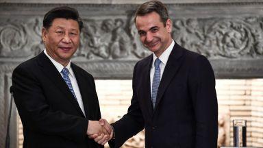 16 споразумения бяха подписани при посещението на Си Цзинпин в Гърция
