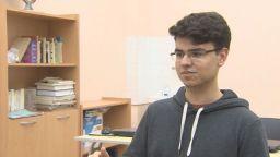 Ученик от Пловдив със световно признание по математика
