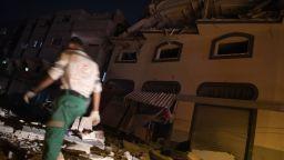 """Убиха командира на """"Ислямски джихад"""" с израелски ракетен удар по дома му в Газа"""