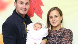Шампионът Станимир Беломъжев стана татко