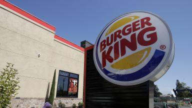 Бъргър кинг пусна в Европа хамбургери с месо на растителна основа