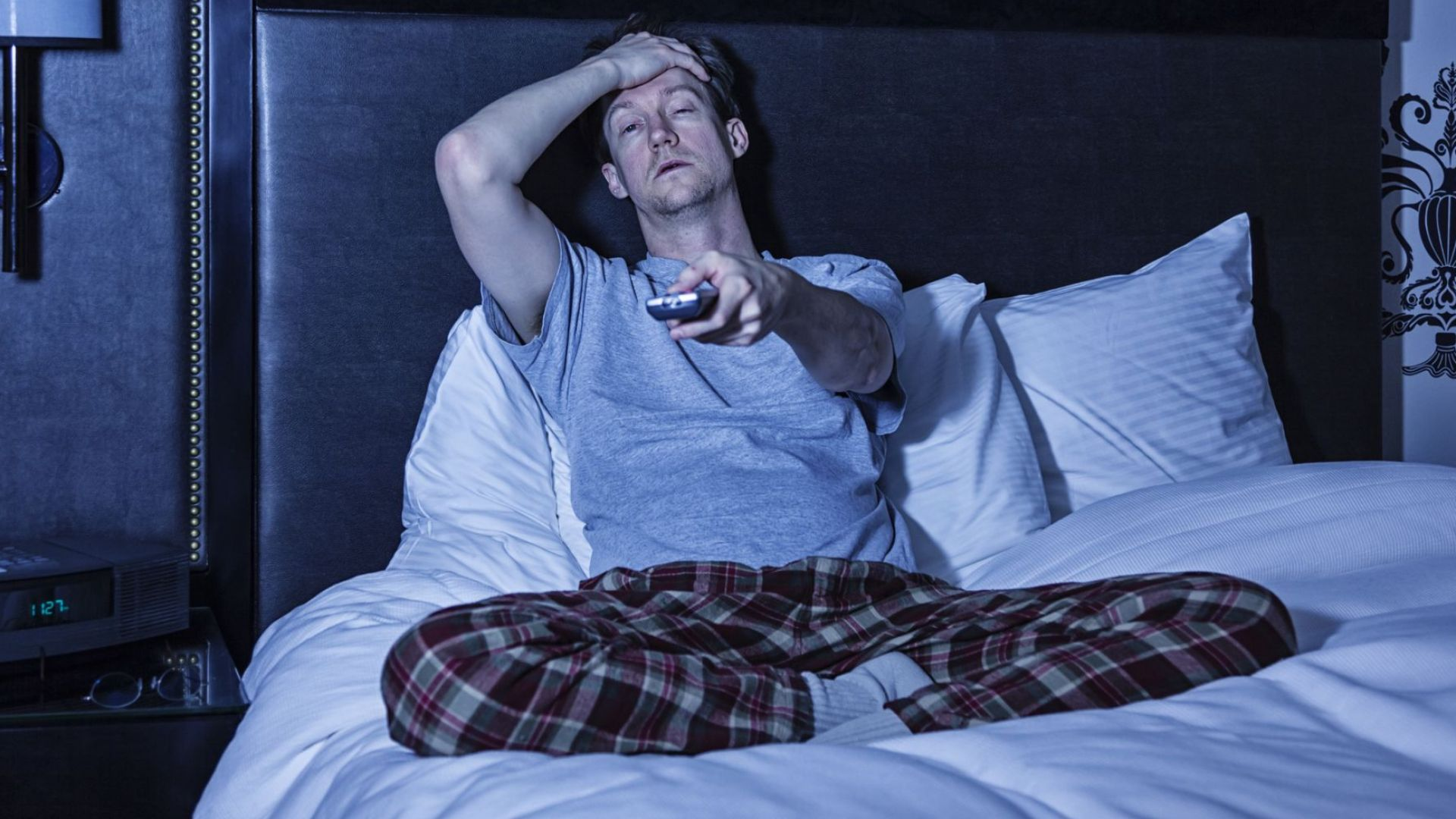 Много хора не си доспиват заради прекалено гледане на телевизия