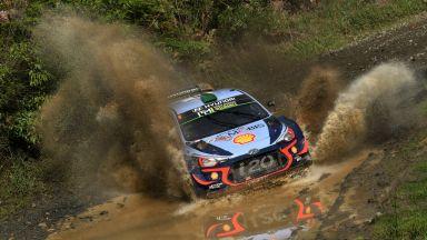 Отмениха последния кръг от WRC заради плашещите горски пожари