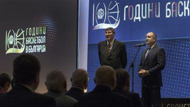 Отбелязаха 100 години баскетбол в България и избраха героите на последното десетилетие