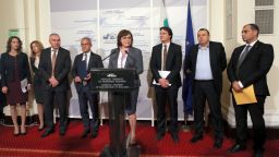 Парламентарно представените партии без ГЕРБ се обединиха, че има проблеми в Изборния кодекс