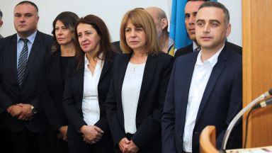 Фандъкова се захваща със структурни промени в общината