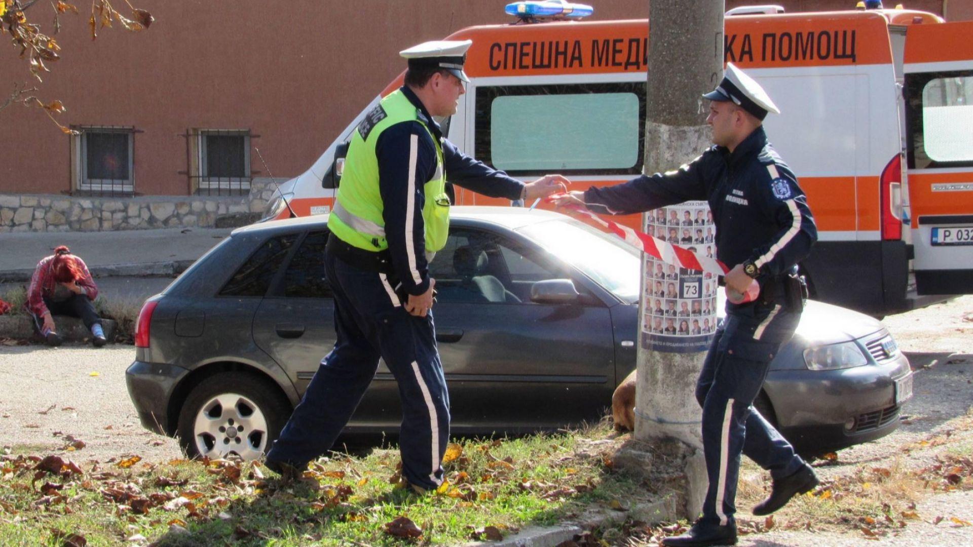 Шофьорът на камион, убил дете, вече е осъждан за причинена смърт на пътя