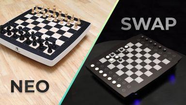 Шахматна дъска с фигури, които се движат сами се появи в Kickstarter