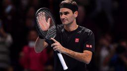 Федерер вдигна нивото и взе глътка възхдух в Лондон