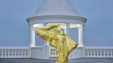 Скулптури, които живеят само 1 секунда