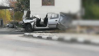 Уволняват пияния кантонер за катастрофата с 3-ма ранени на ж.п прелез