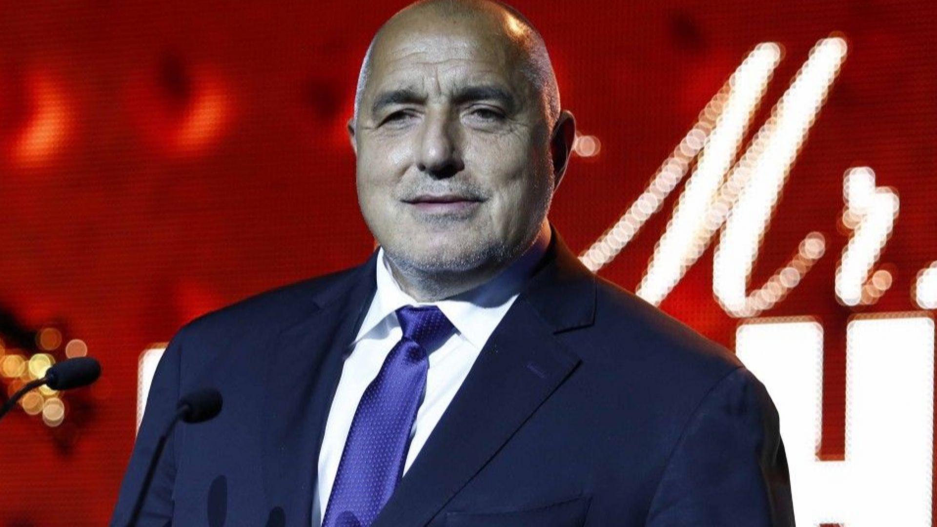 Премиерът Бойко Борисов заяви, че няма да има промяна в