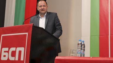 Михаил Миков: Неприятно е бодряческото отчитане на изборите от ръководството на БСП