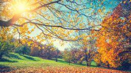 Есента продължава с тропически бури, но и топли слънчеви периоди