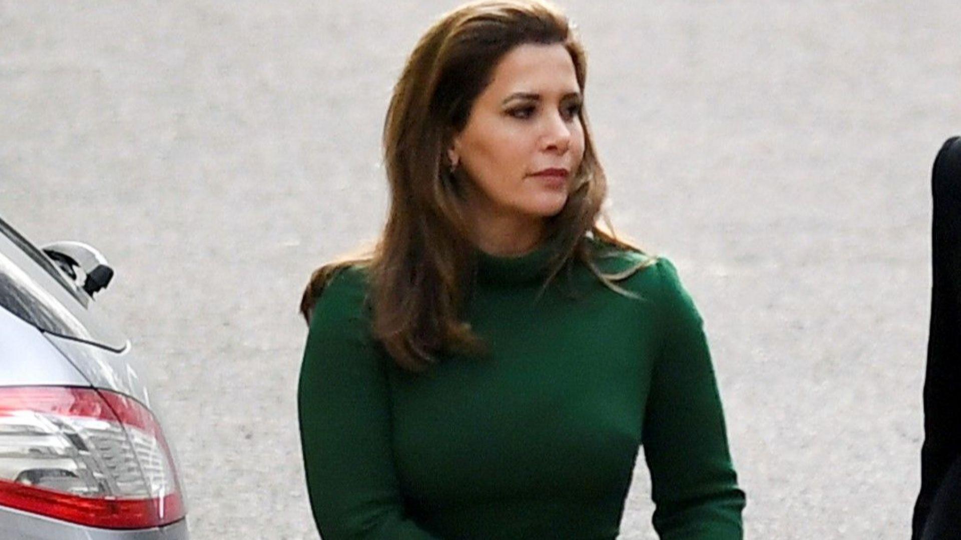Започнаха изслушванията по делото между принцеса Хая и емира на Дубай