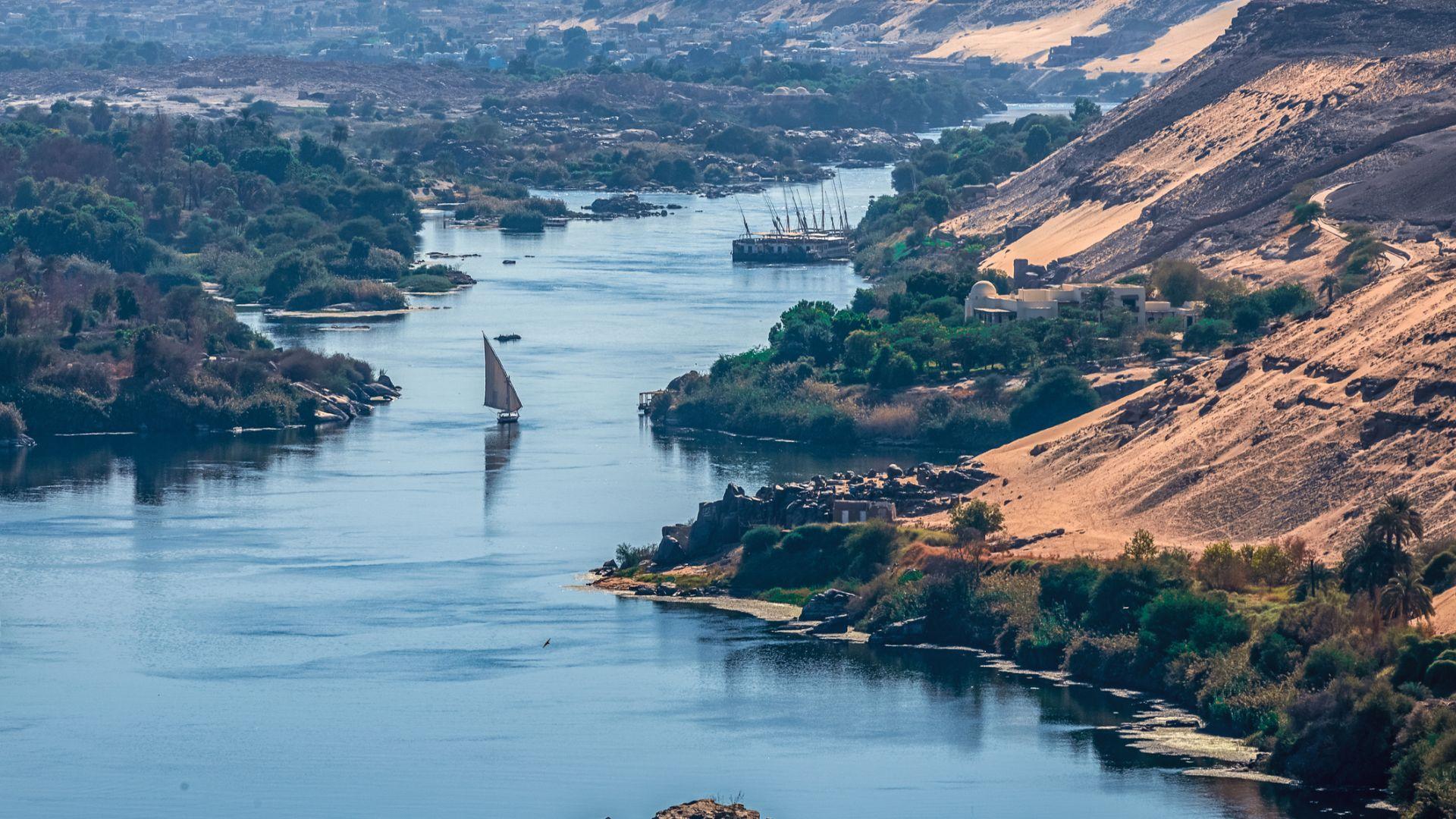Учени определиха възрастта на река Нил