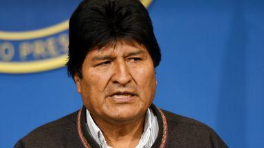 Ево Моралес - безславният край на една политическа икона
