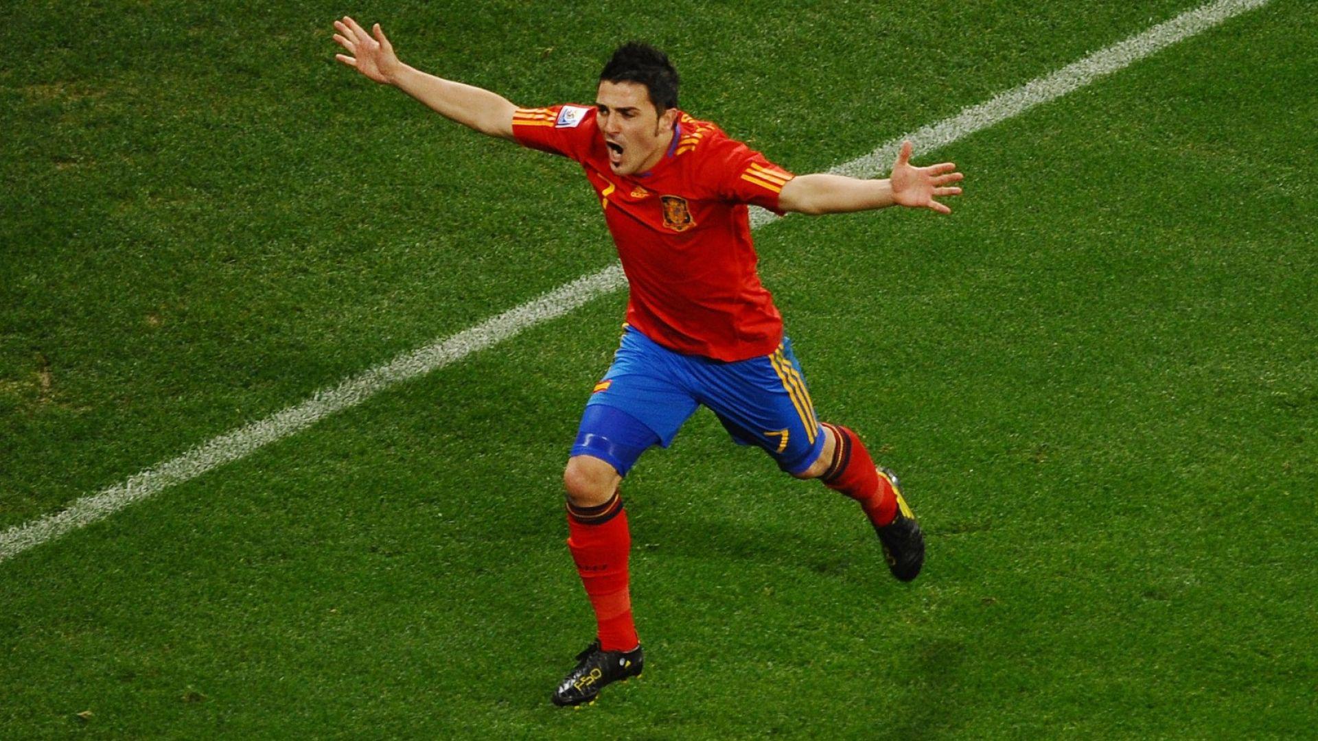 Голмайстор №1 на Испания спира с футбола