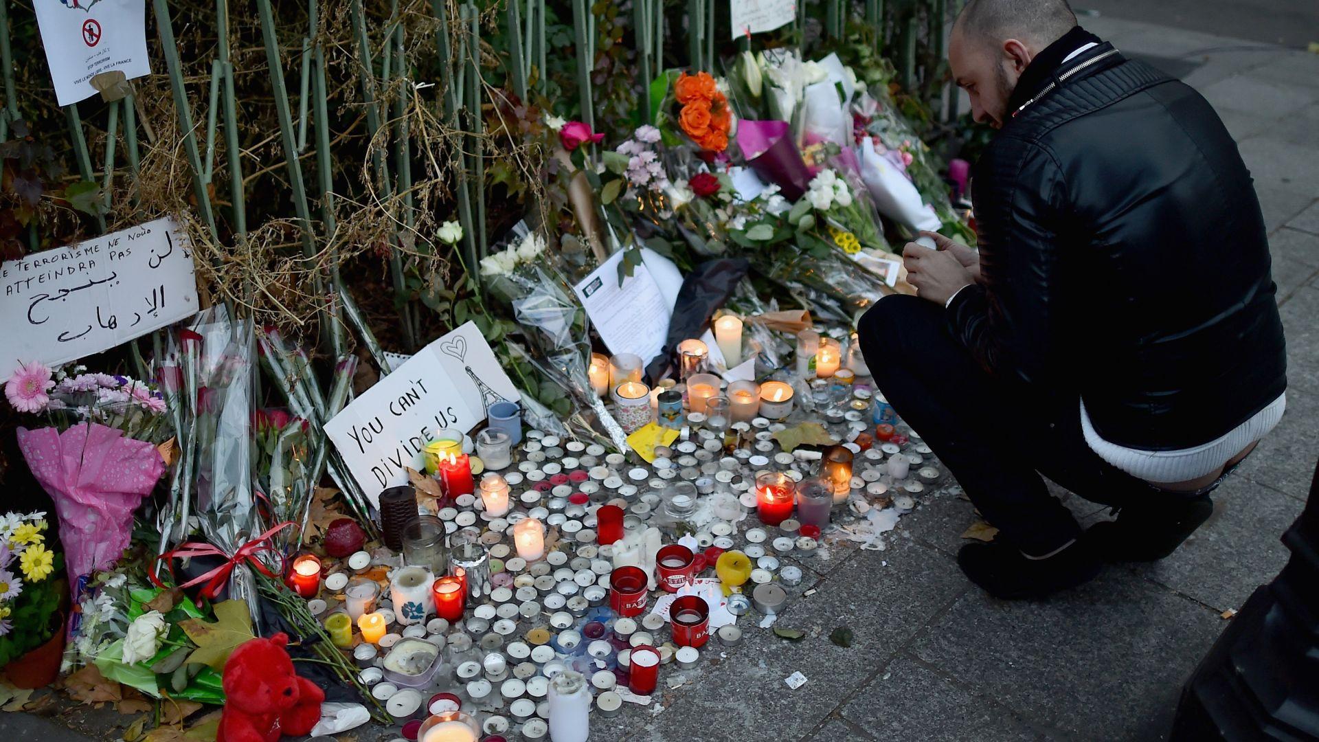 """Скръб във Франция: 4 години от терора в """"Батаклан"""""""