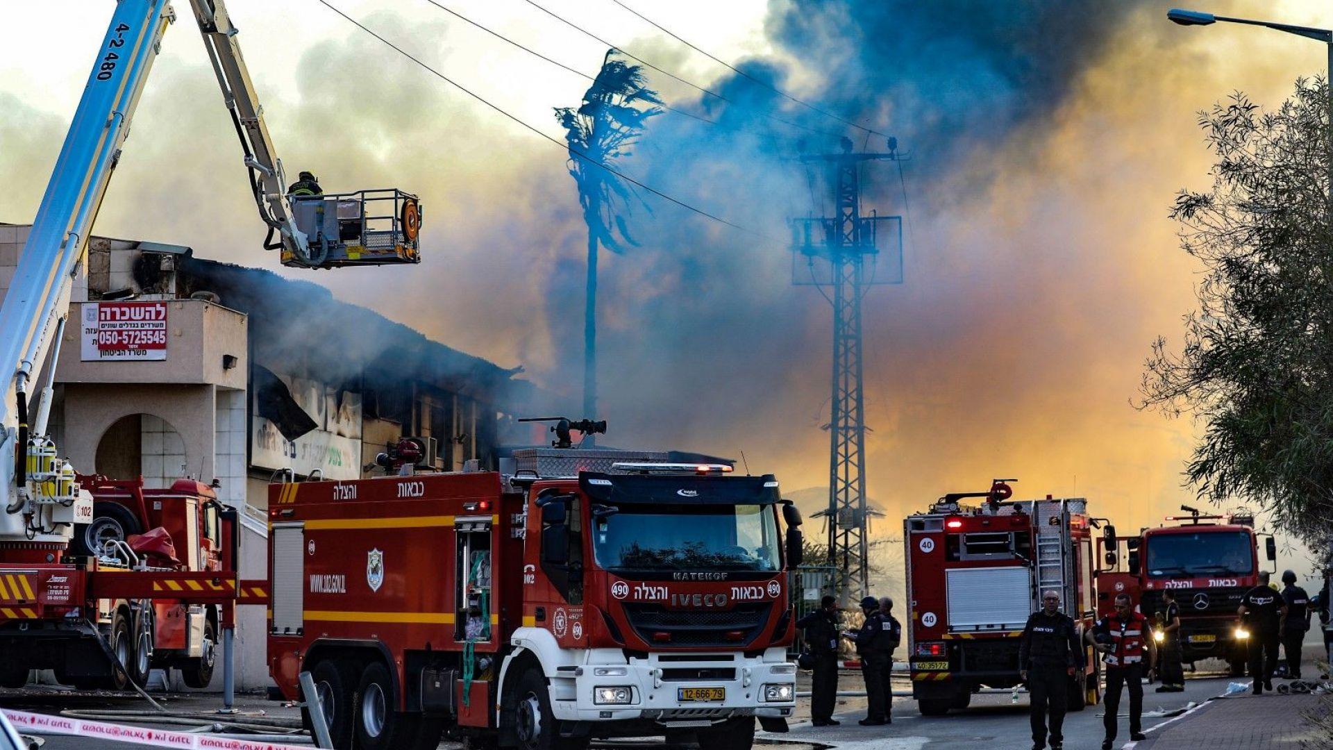 Напрежението в ивицата Газа расте: Шестима палестинци са убити при нов обстрел