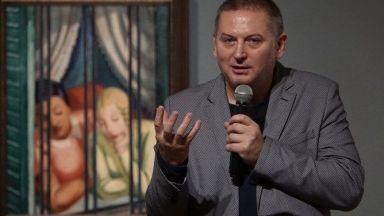 Георги Господинов получава литературната награда на фестивала Узедом