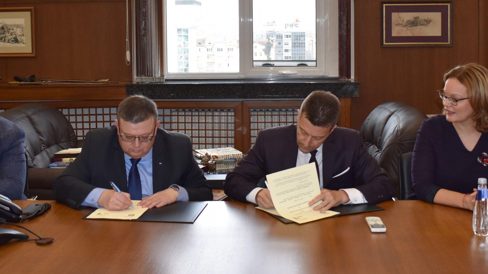 Прокуратурата и АББ ще борят заедно банковата престъпност