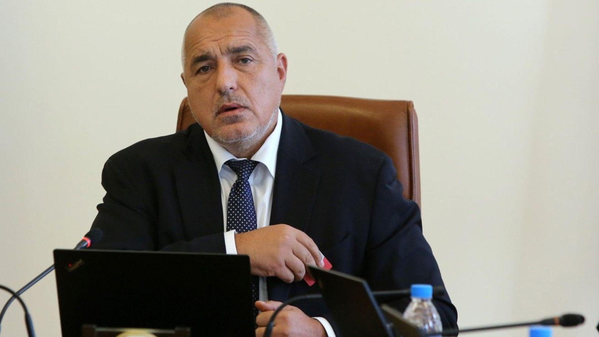 Борисов разговаря със Столтенберг: Военният ни бюджет ще стигне 3,1% от БВП