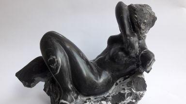 Фрагментарността на живота, в скулптурите на Георги Маринов