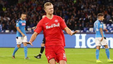 Головото чудо на Европа ляга с топките си и се буди с химна на Шампионска лига