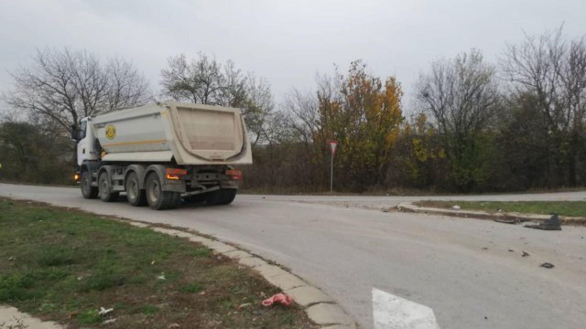 Няколко институции със съвместни проверки на камиони в София