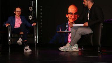 Ники Станоев на  He's The Man:  Стендъпът в България ври и кипи (на живо)
