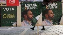 Пускането на радикалното дясно: уроци, научени от Испания