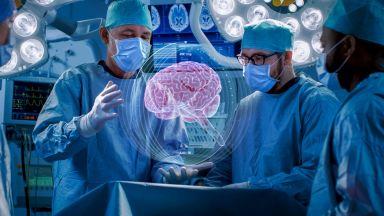 Столични неврохирурзи извадиха над 1 кг тумор от мозъка на мъж