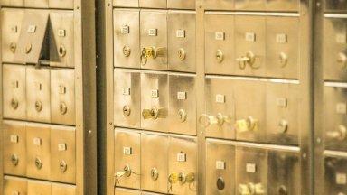 Забранява се разкриването или поддържането на анонимни банкови сейфове