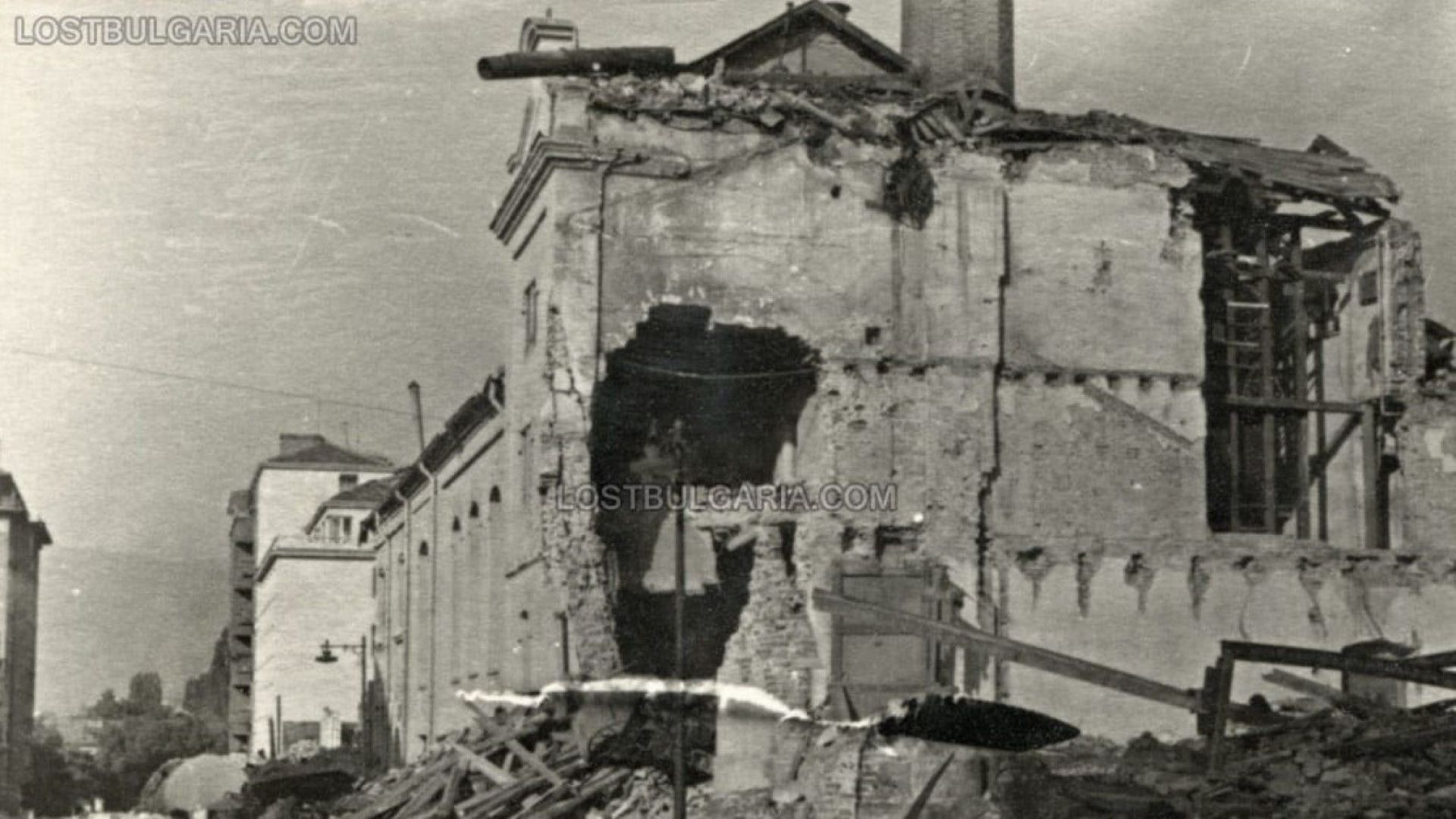 Акад. Георги Марков: Основният подбудител на бомбардировките над София е Уинстън Чърчил