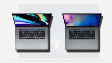 Apple представи нов 16-инчов MacBook Pro